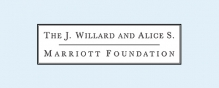 logo Willard and Alice S. Marriott Foundation