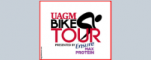 UAGM Bike Tour logo